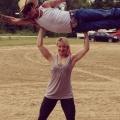 Girl with muscle - Amanda Snooks