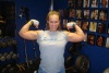 Girl with muscle - donna williams