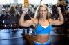 Girl with muscle - Liv Strandvik