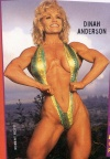 Girl with muscle - Dinah Anderson