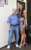 Girl with muscle - Aminata Tuleubaeva