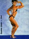Girl with muscle - Debbie Sider