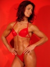 Girl with muscle - kyra