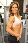 Girl with muscle - Linda Stephens