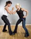 Girl with muscle - Sandy Lind / Helene Ahlson