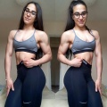 Girl with muscle - Maddy Daniel