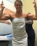 Girl with muscle - Katrina Porter
