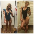 Girl with muscle - Lindsey Cook