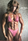 Girl with muscle - Della Wagnon