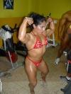 Girl with muscle - Bertha Barrera