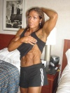 Girl with muscle - Christy Resendes