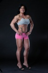 Girl with muscle - Anita Hegedus