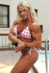 Girl with muscle - Kim Ferrell