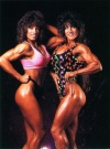 Girl with muscle - Penny Price/Lisa Lorio
