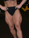 Girl with muscle - Andrea Gahan