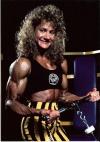 Girl with muscle - Heidi  Davenport