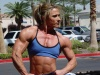 Girl with muscle - Jeannie Paparone