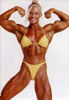 Girl with muscle - Linda Liedstrand