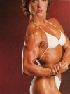 Girl with muscle - Debbie Basile