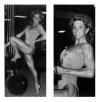 Girl with muscle - Kerrie Keenan
