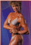 Girl with muscle - Inger Zetterquist