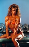 Girl with muscle - Valerie Scott