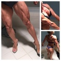 Girl with muscle - Isabelle Jackson