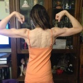 Girl with muscle - Josi (tohappytogiveup)