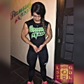 Girl with muscle - Lizzie Salcido