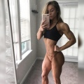 Girl with muscle - Lauren Findley