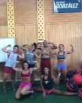 Girl with muscle - Vanina Roa Ruiz
