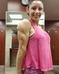 Girl with muscle - Lauren Genzale