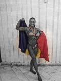 Girl with muscle - Florina Rusu