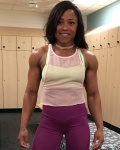 Girl with muscle - Angie Dawson