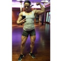 Girl with muscle - Darlene Rivera