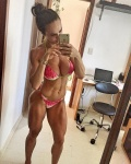 Girl with muscle - Cátia Isabel