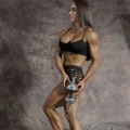 Girl with muscle - Florina Rusu