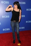 Girl with muscle - Pauley Perrette