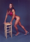 Girl with muscle - Amber Deluca