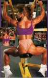 Girl with muscle - Sue Gafner