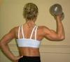 Girl with muscle - Marissa Sheardown