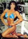 Girl with muscle - Milamar Flores
