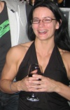 Girl with muscle - Mellie369@bodyspace