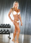 Girl with muscle - Taylor Matheny
