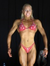 Girl with muscle - Erika Torronen