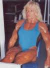 Girl with muscle - Astrid Falconi