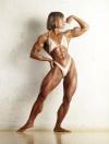 Girl with muscle - juliette bergman