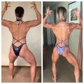Girl with muscle - Ashley Giovinazzo