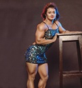 Girl with muscle - Europa Bhowmik