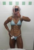 Girl with muscle - Jana Ruzickova